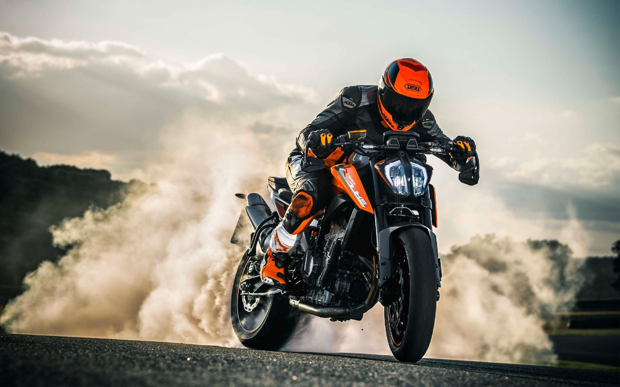Download 2018 ktm 790 duke Wallpaper by sunny3503   be   on 2048x1280