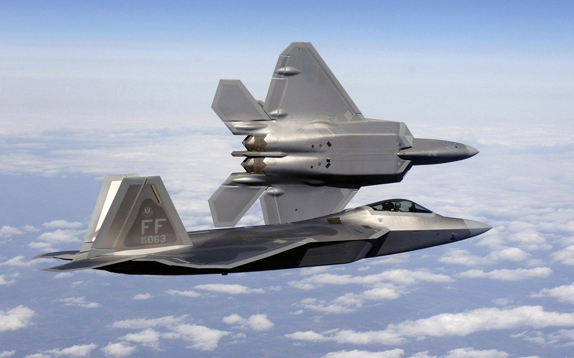 FA 22A Raptor fighters Wallpapers HD Wallpapers 1920x1200