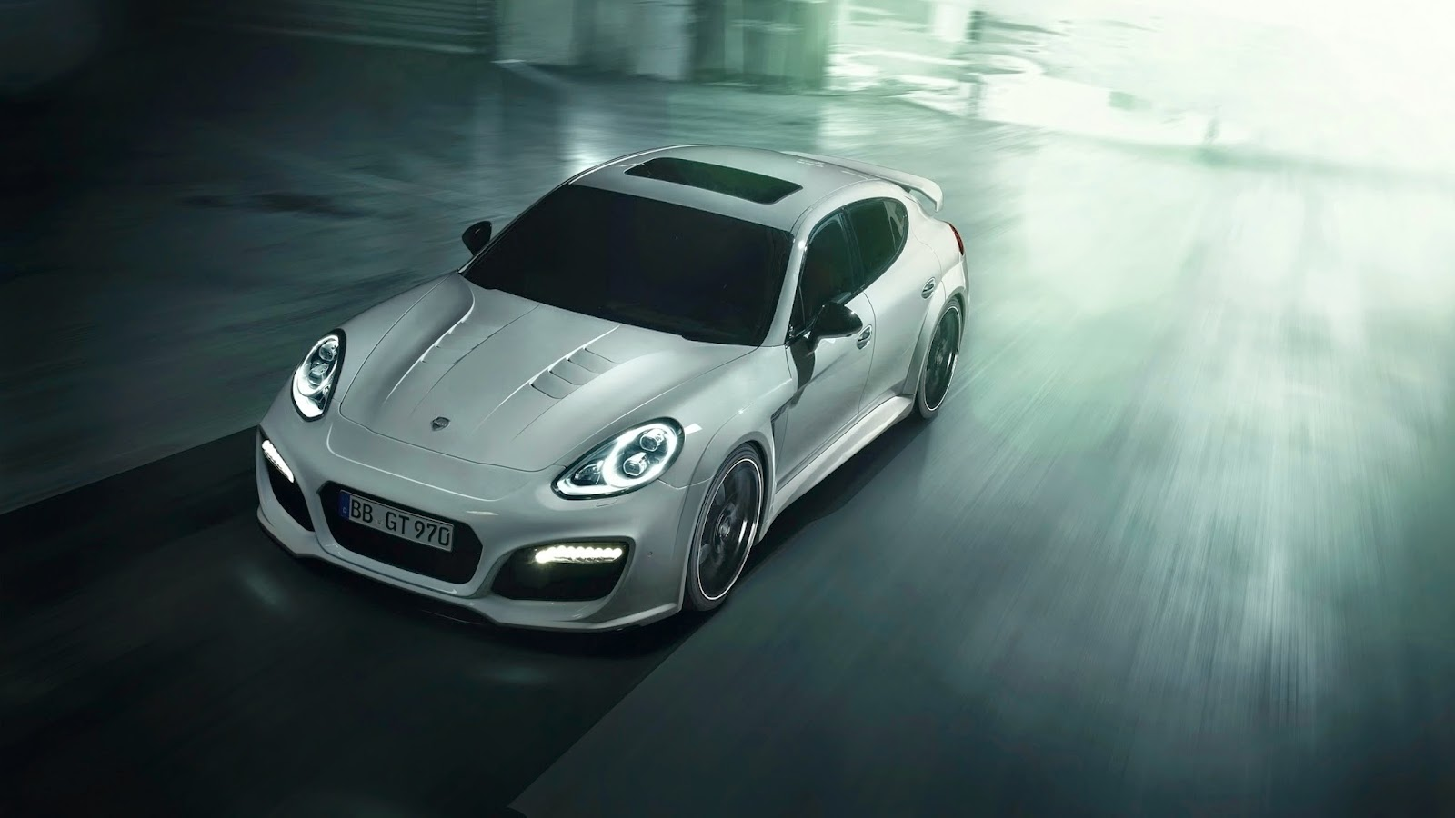 Porsche Panamera hd wallpaper HD Wallpaper with cars   JokerCars 1600x900