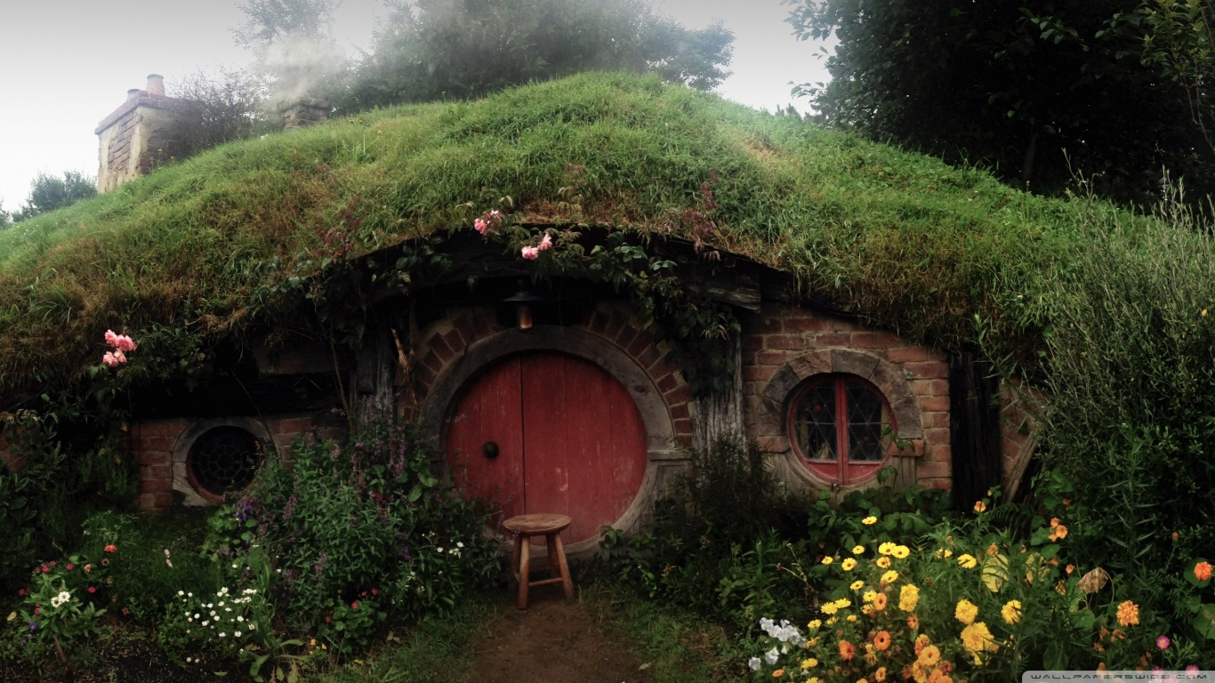 the shire Computer Wallpapers Desktop Backgrounds 1366x768 ID 1366x768