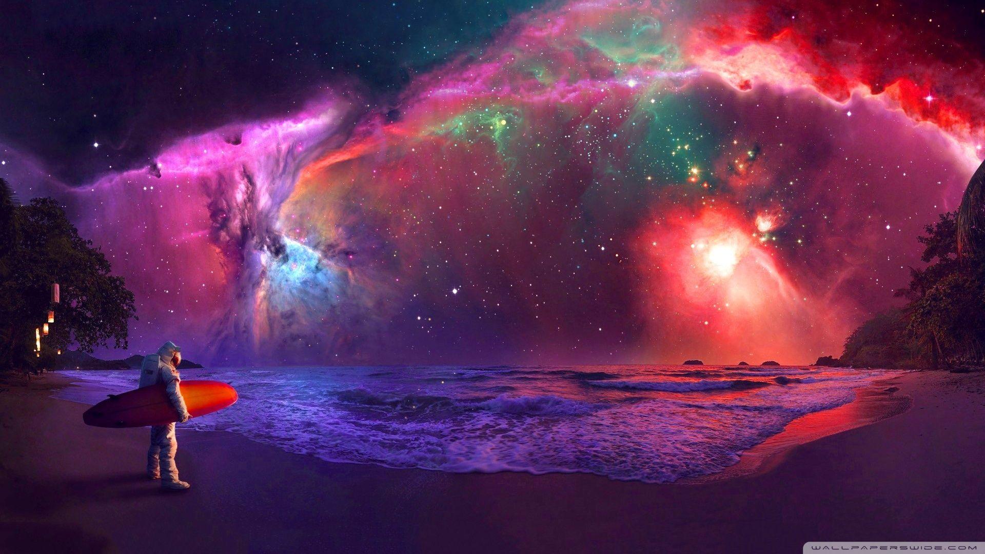 Astronaut Galaxy Wallpapers   Top Astronaut Galaxy 1920x1080