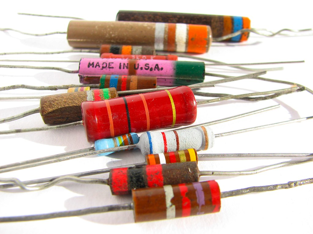 Lovely Resistors These are some interesting larger sized Flickr 1024x768