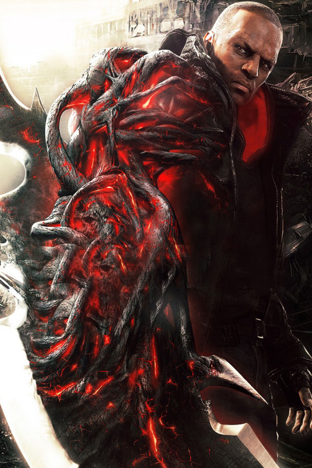 Prototype 2 Simply beautiful iPhone wallpapers 640x960