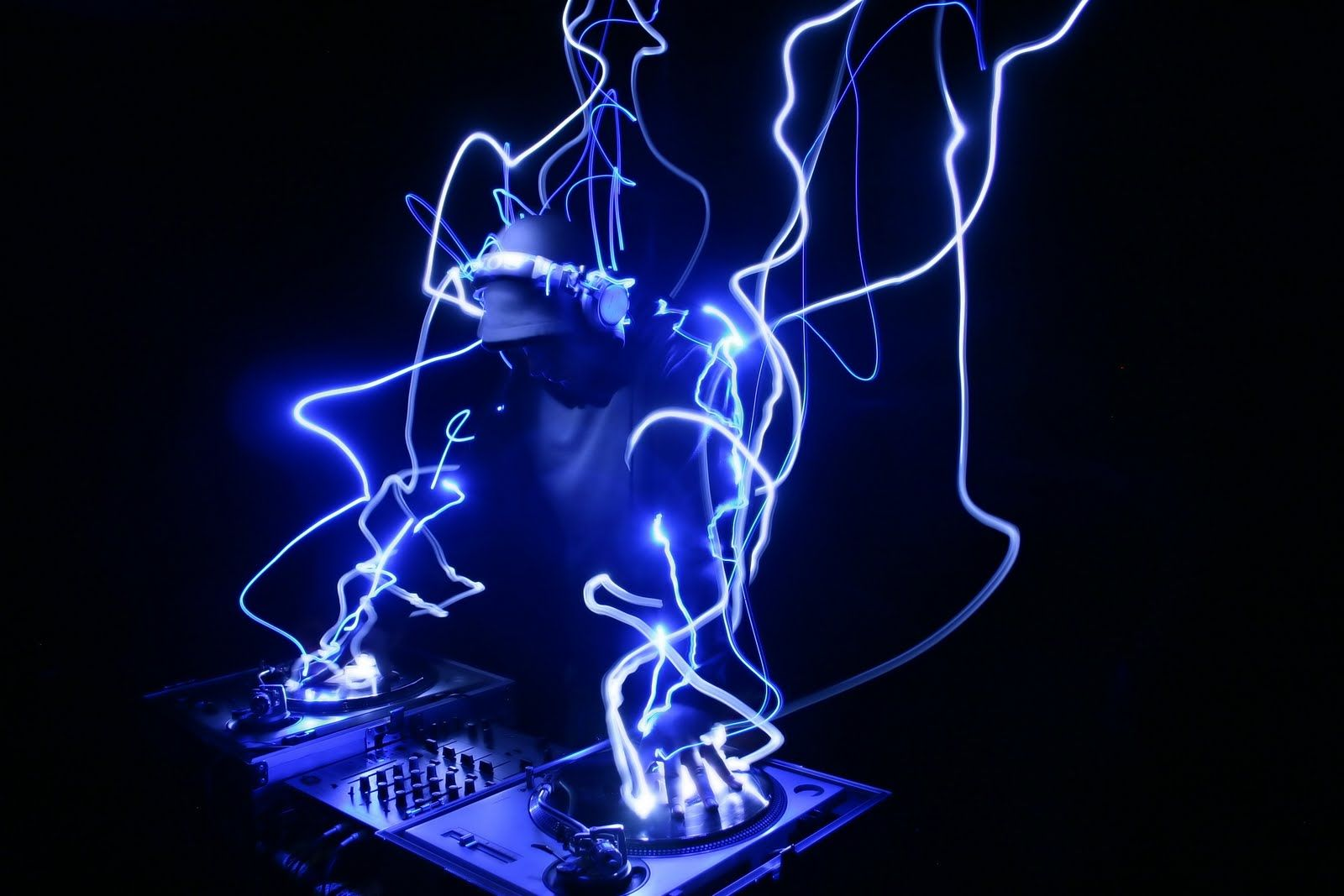 Electro Music Background Electro music background Electronic 1600x1067