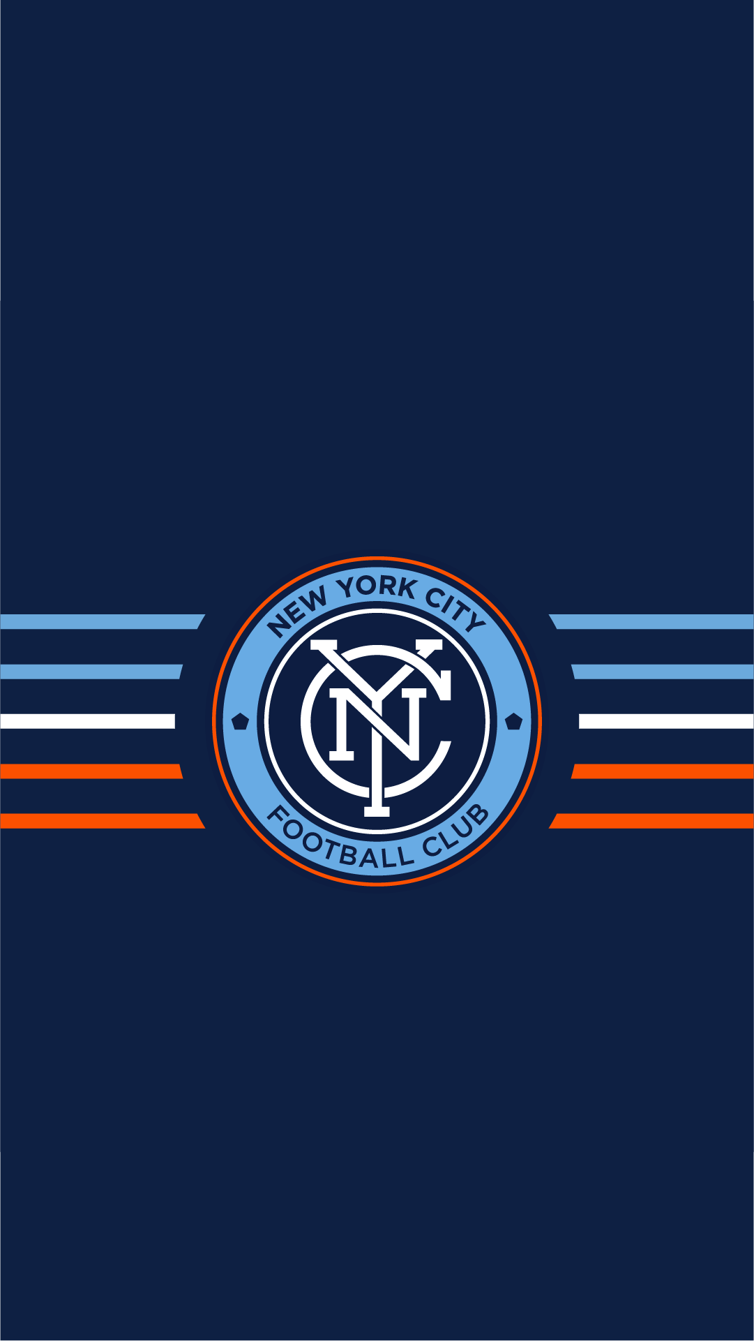 New York City FC Background Wallpaper New York City FC 1081x1921