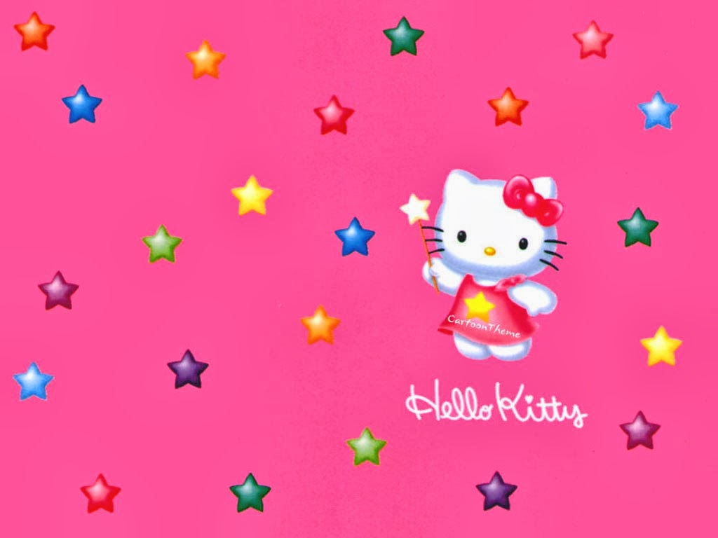 Free Download Gambar Wallpaper Hello Kitty With Rainbow Star 1024x768 For Your Desktop Mobile Tablet Explore 50 Gambar Wallpaper Hello Kitty Gambar Hello Kitty Wallpaper