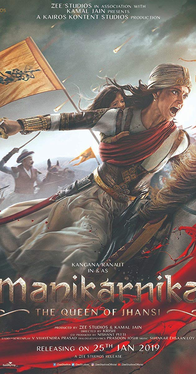 Manikarnika The Queen of Jhansi 2019   Photo Gallery   IMDb 630x1200