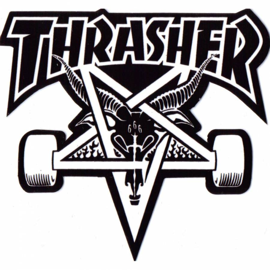Skateboard Live Wallpaper: HD Thrasher Wallpaper
