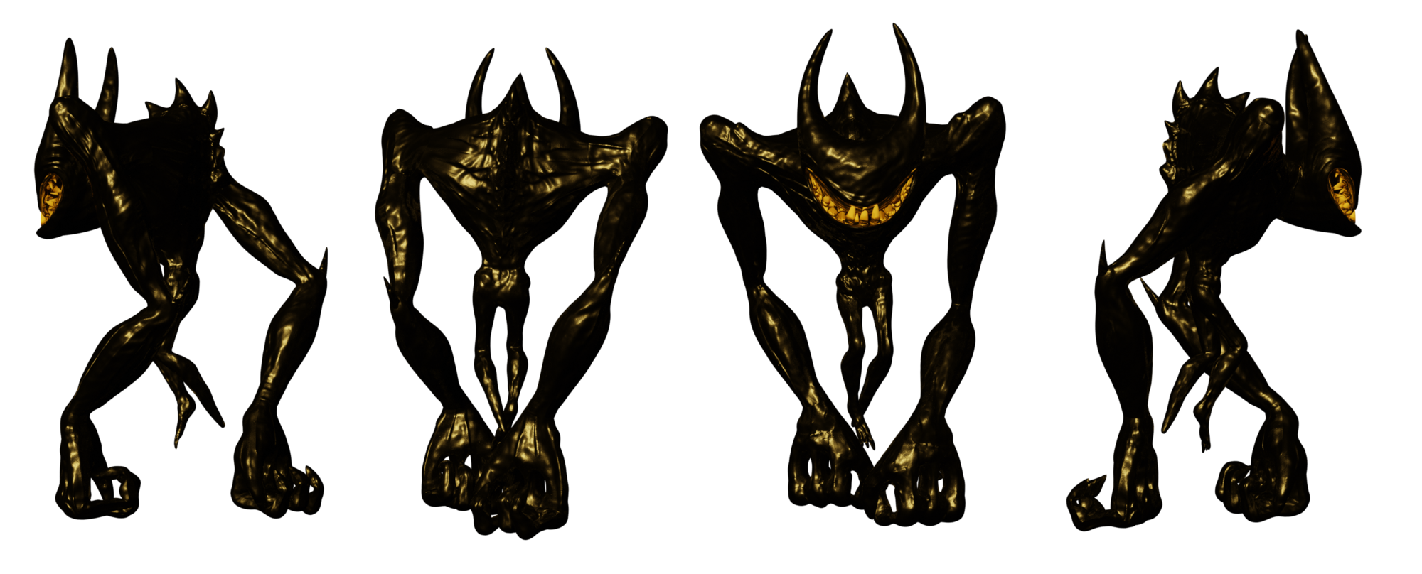 Beast BendyGallery Bendy Wiki FANDOM powered by Wikia 2000x808