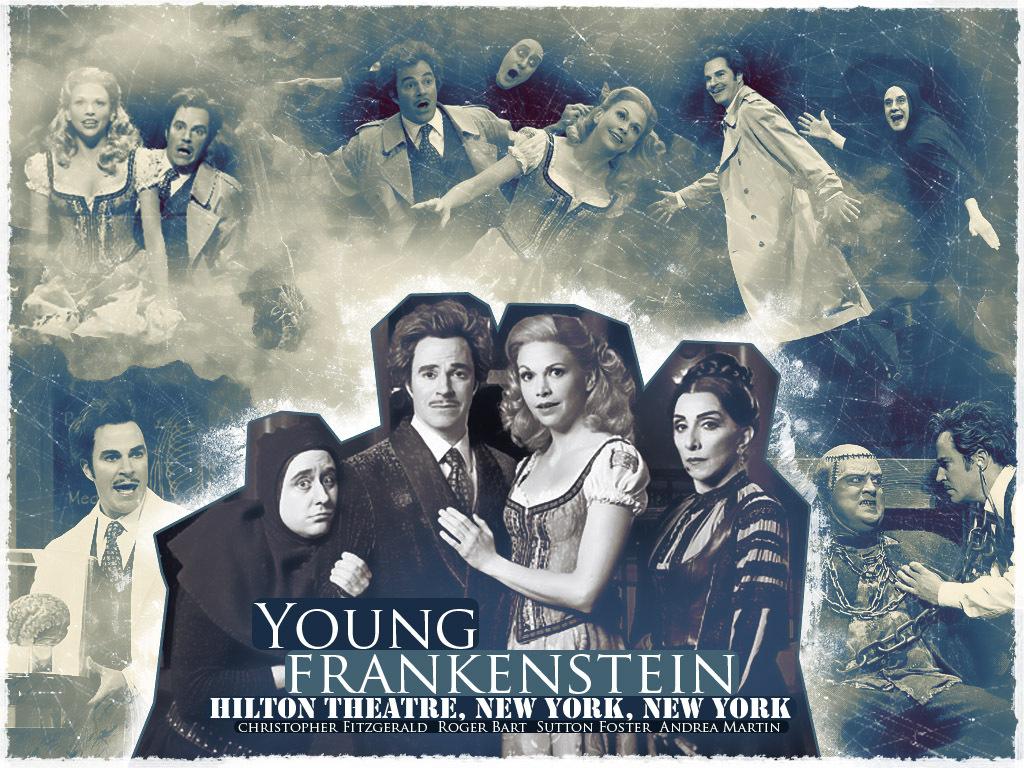 Young Frankenstein   Musicals Wallpaper 943631 1024x768
