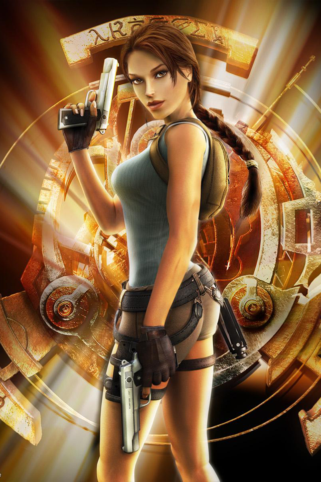 47 Tomb Raider Iphone Wallpaper On Wallpapersafari