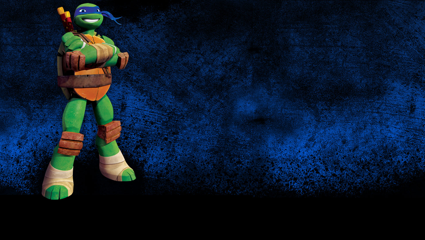 download Teenage Mutant Ninja Turtles Wallpaper Leonardo 1480x835