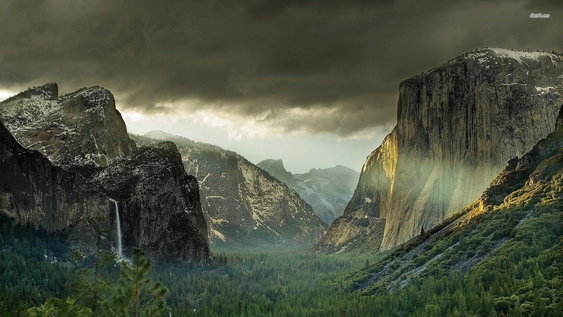 Yosemite National Park Wallpapers Digitalhintnet 1920x1080