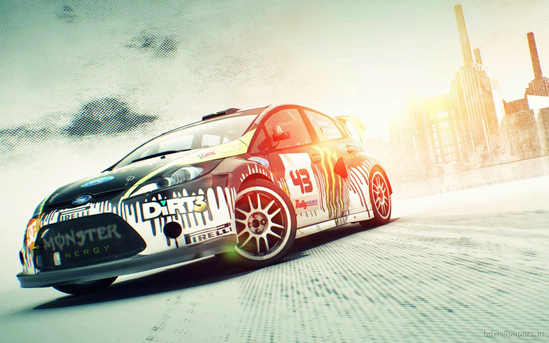 77 Dirt 3 Wallpaper On Wallpapersafari