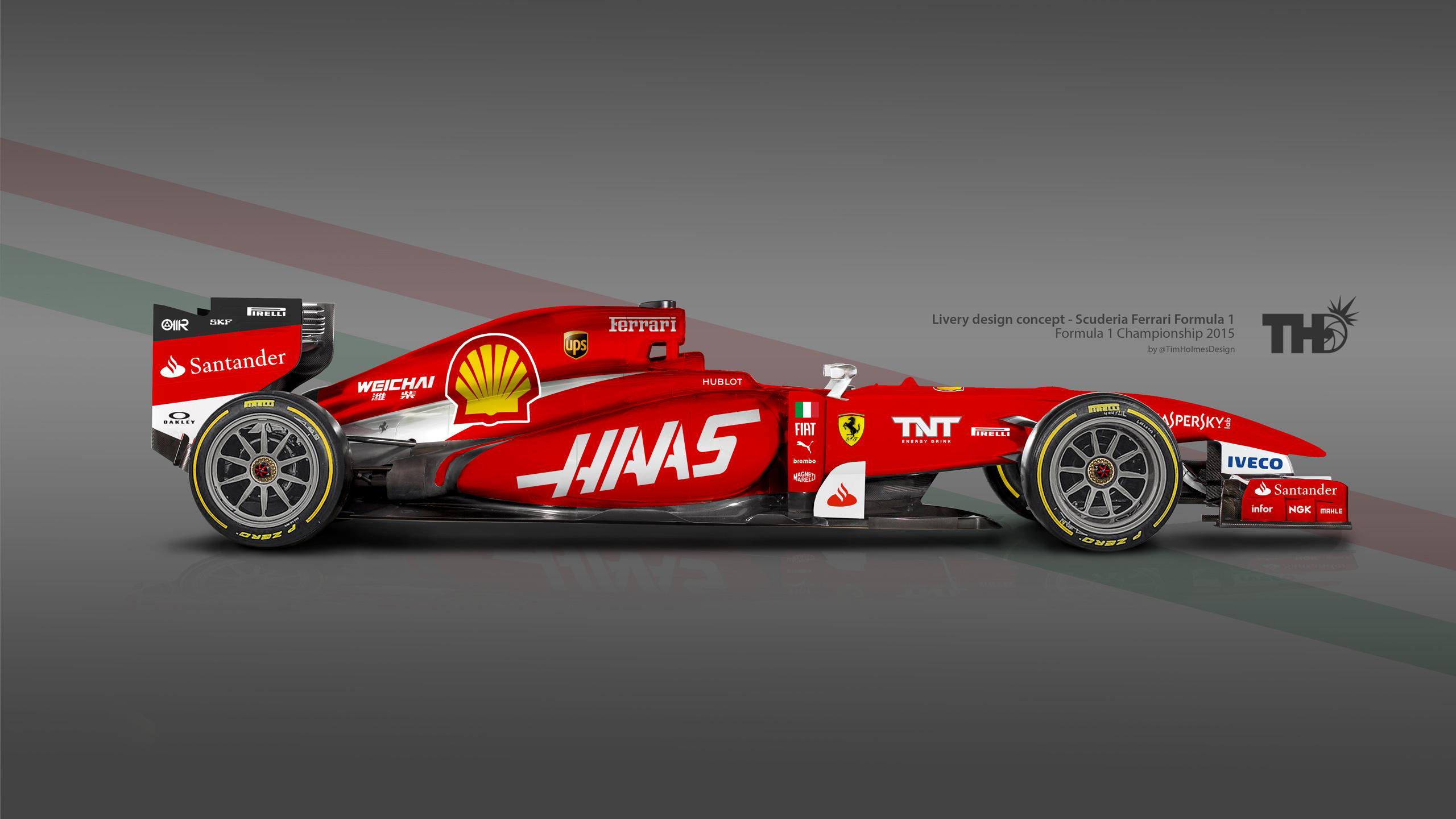 Ferrari Formula 1 2015 Wallpaper HD Car Wallpapers 2560x1440