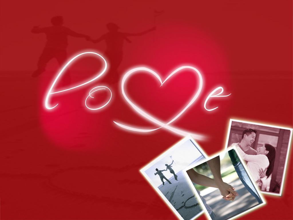 Latest 2010 Happy Valentines Day Desktop Wallpaper Entertainment 1024x768