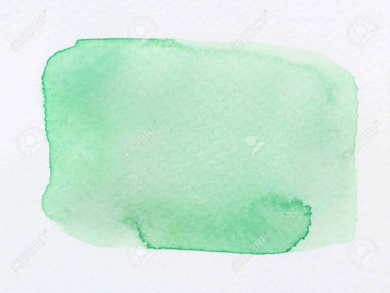 Green Wet Watercolor Wash Watercolor Background Ombre Watercolor 1300x976