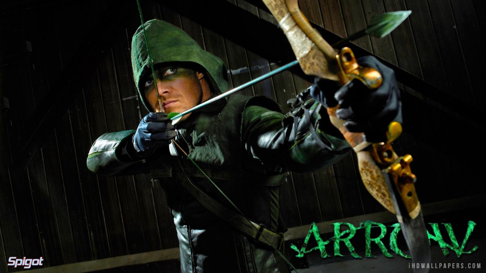 CW Arrow Wallpaper 1600x900