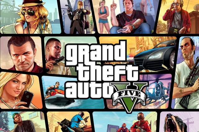 Home Wallpapers GTA 5 Wallpapers 28 of the Best 640x425