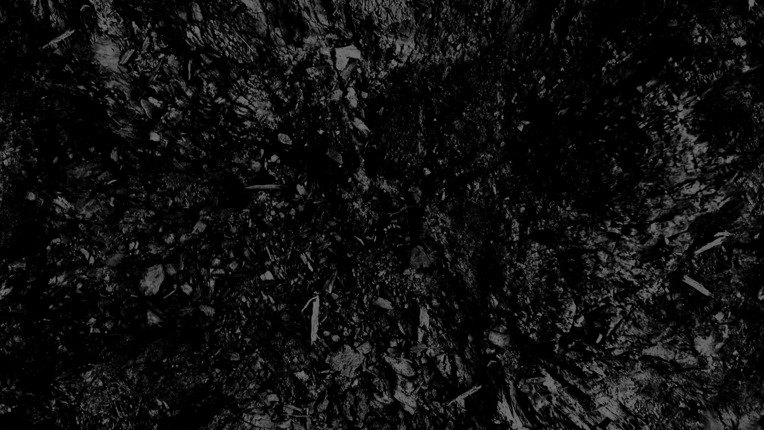Download wallpaper 2560x1440 dark black and white abstract 2560x1440