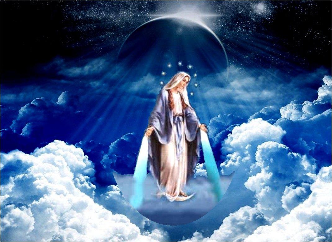 Virgin Mary Wallpapers 1070x780