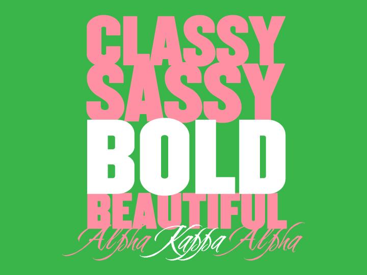 Greek Allure Alpha Kappa Alpha Classy Sassy 720x540