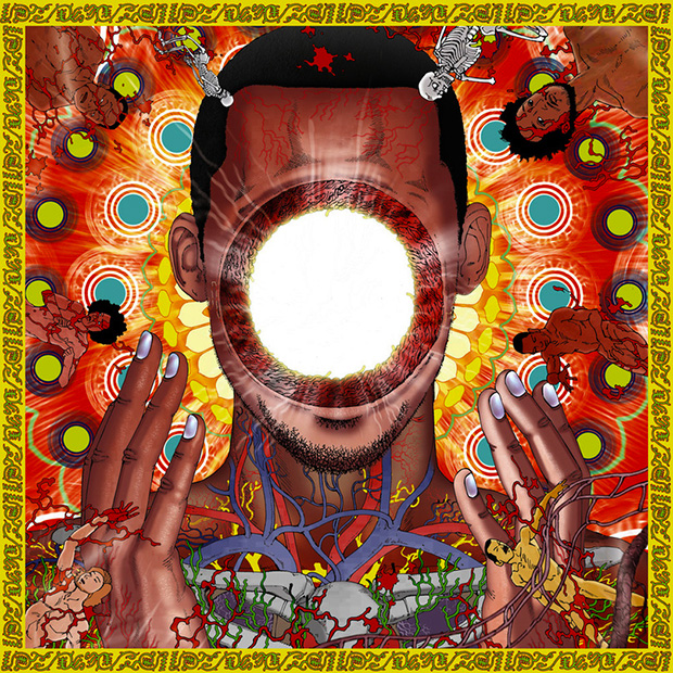 Album Stream Flying Lotus Outrageous New Album Youre Dead 620x620