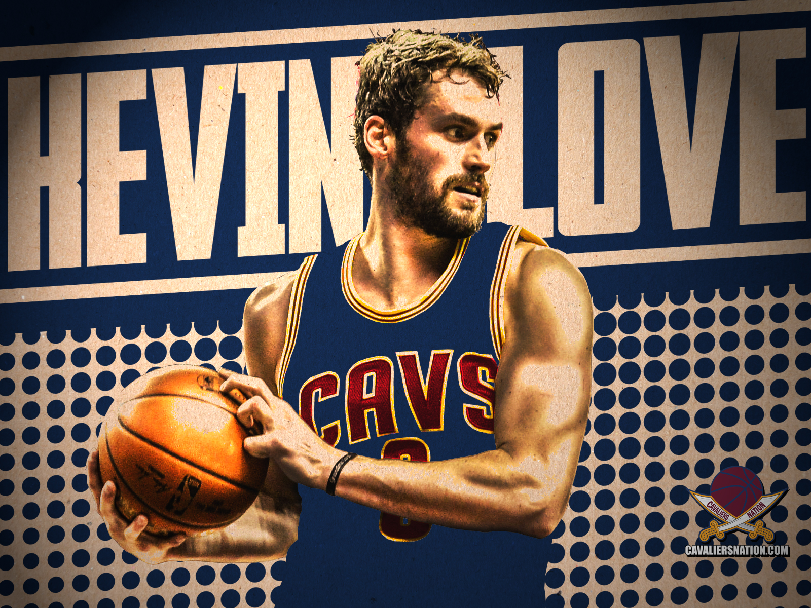 Kevin Love Isolation Wallpaper Cavaliers Nation 1600x1200