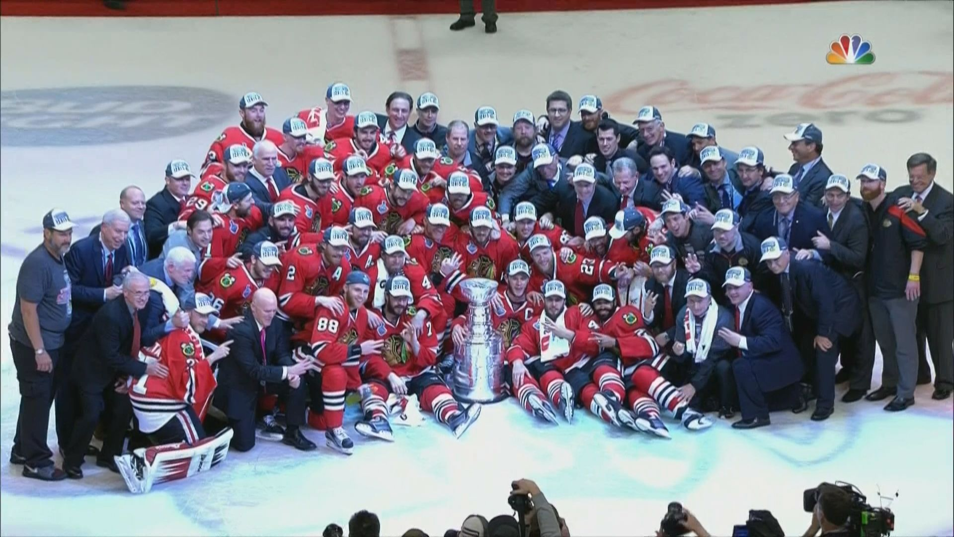 Chicago goes crazy after Blackhawks win the Stanley Cup   SBNationcom 1920x1080
