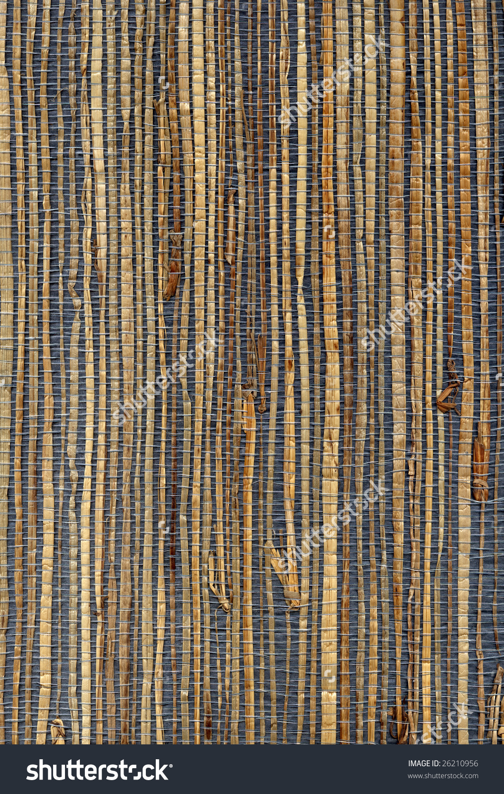 Wallpaper sample of old grasscloth material This is a high resolution 1016x1600