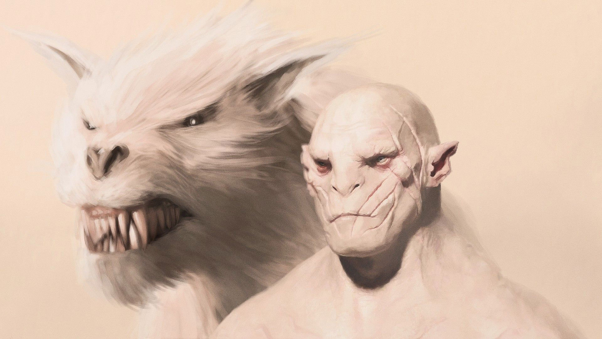 Azog The Defiler The Hobbit wallpapers HD   449477 1920x1080