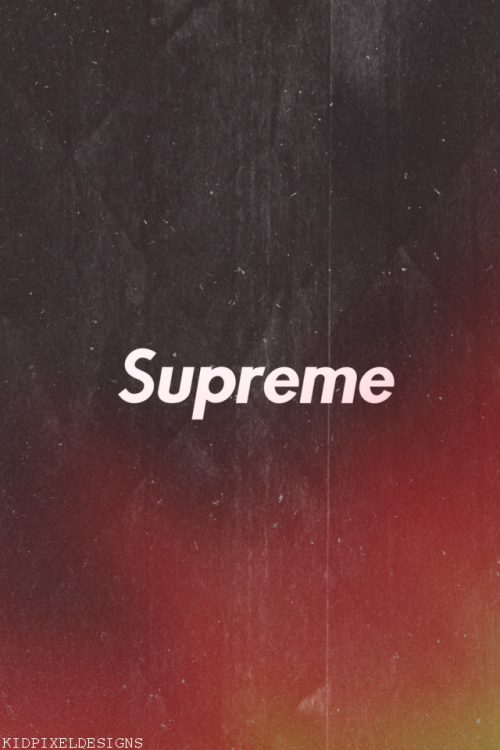 Supreme Wallpaper Tumblr Picture Pictures 500x750