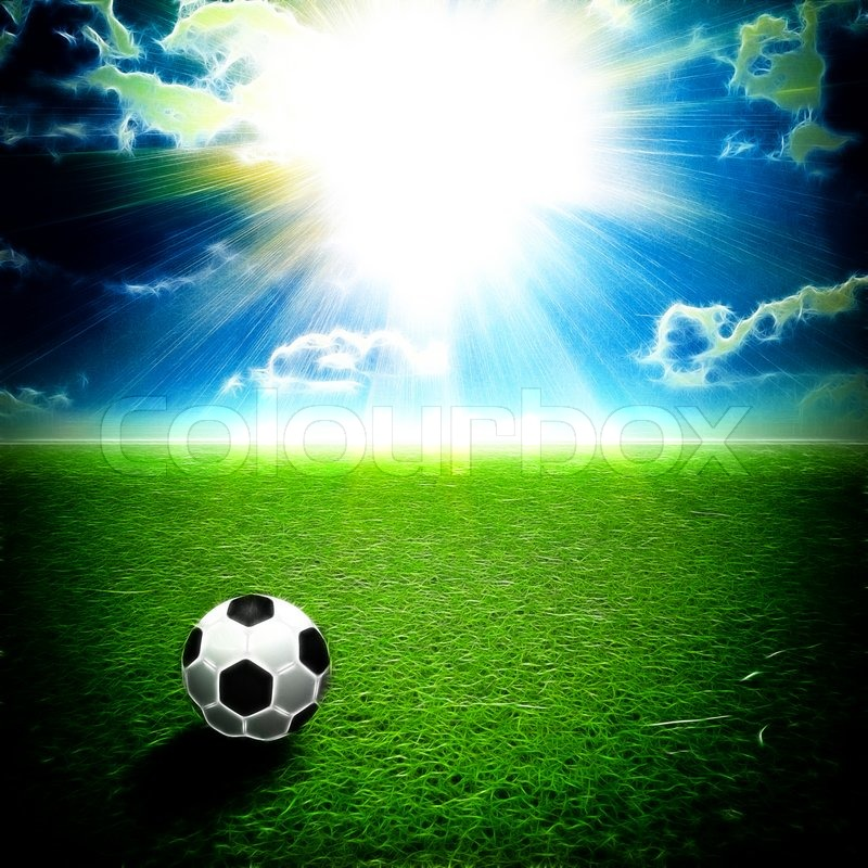 Cool Green Soccer Ball Wallpapers