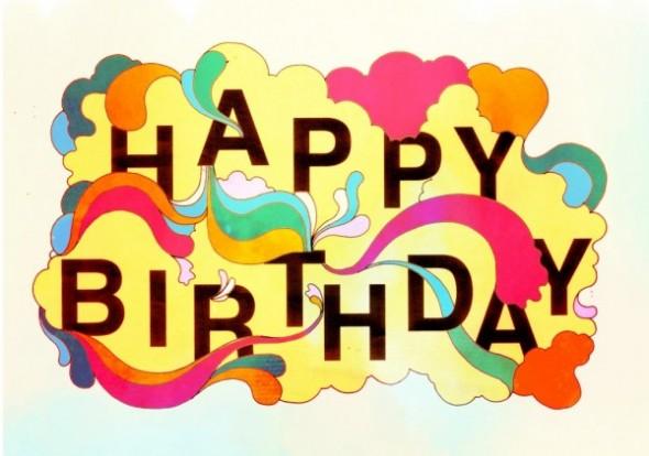 Happy birthday animated wallpaper Happy birthday animated wallpaper 590x414