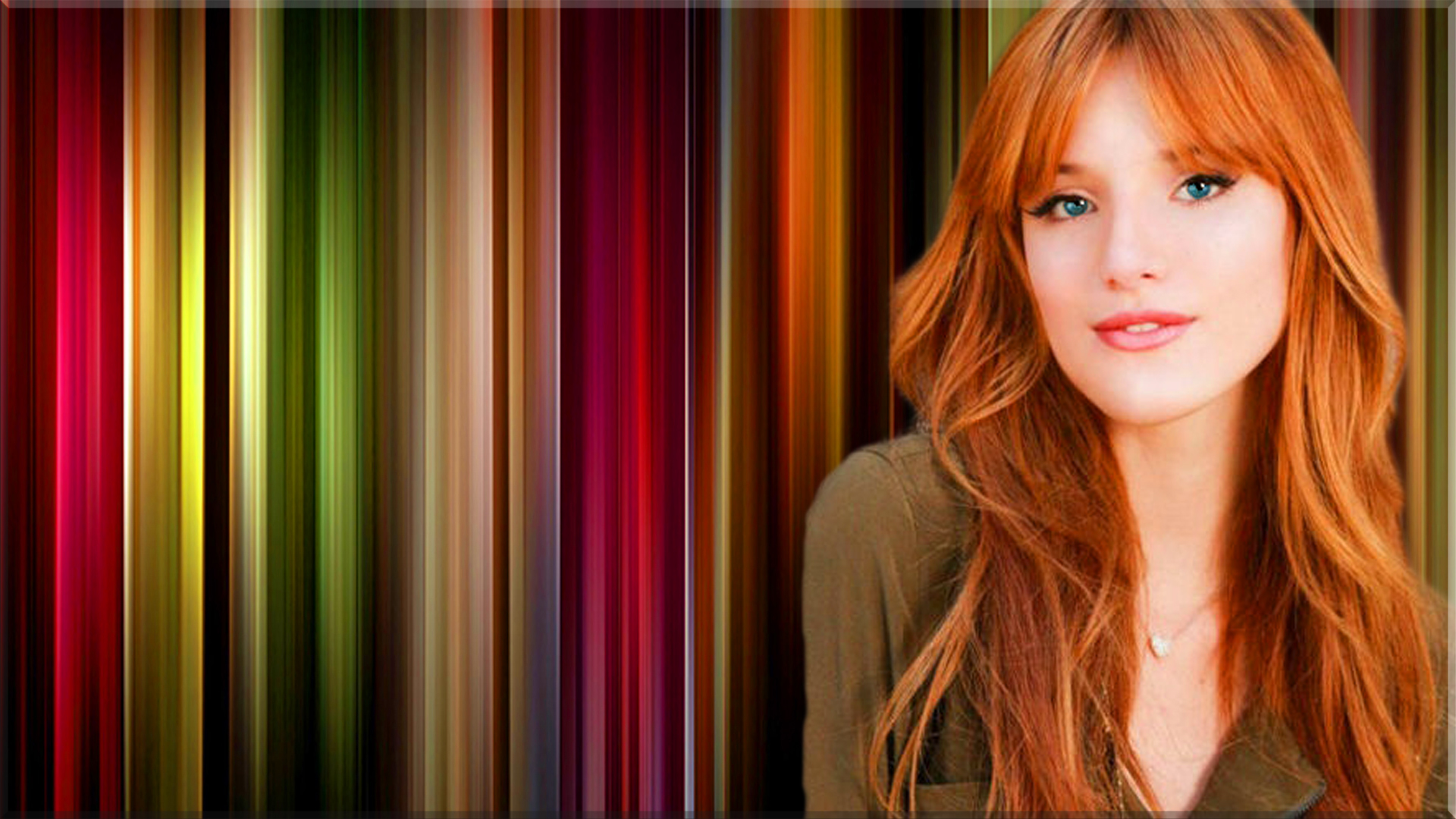 Redhead Wallpapers - WallpaperSafari