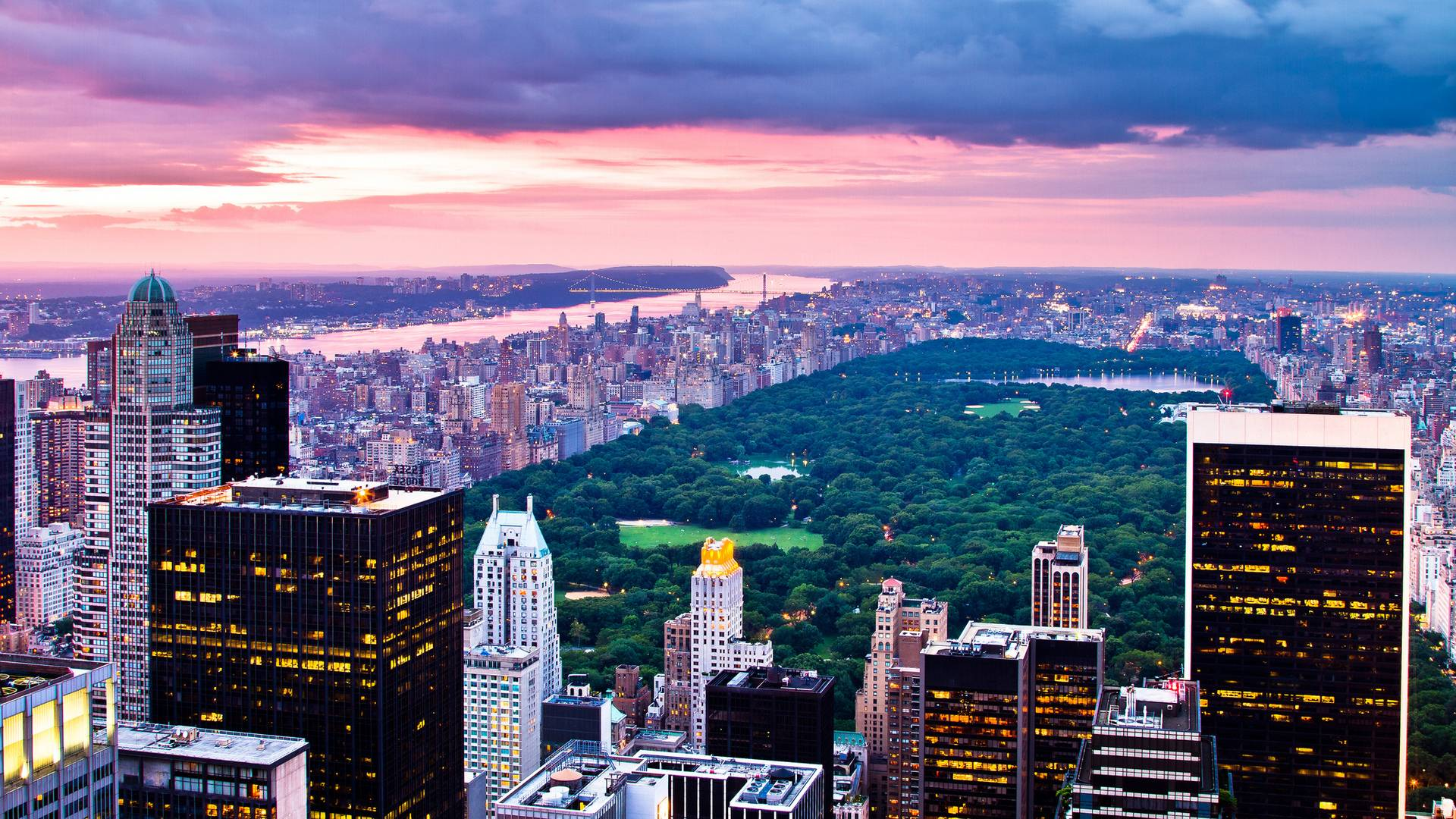 Central Park Wallpapers 1920x1080