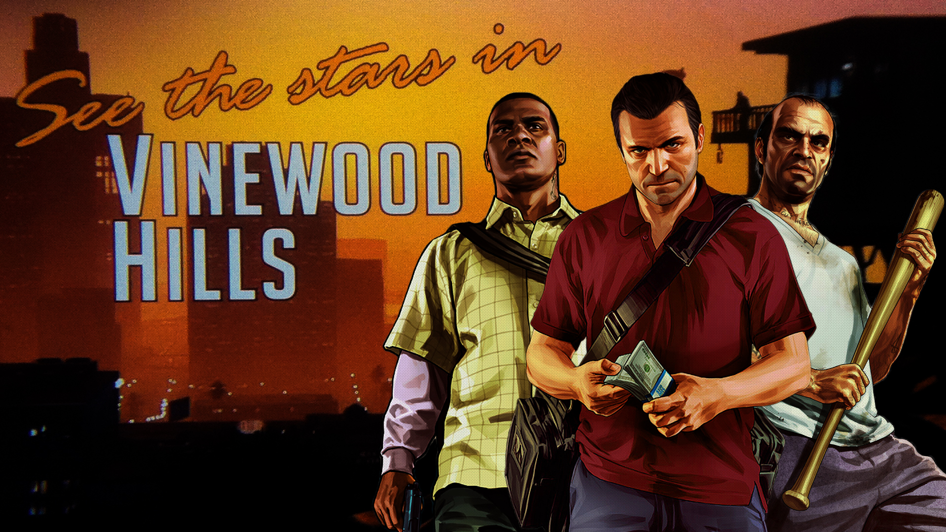 hills gta 5 1920x1080 wallpaper by blacklotusxx fan art wallpaper 1920x1080