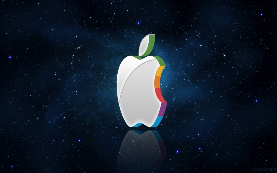 Apple 3D Logo Wallpapers HD Wallpaper of Love   hdwallpaper2013com 1080x675