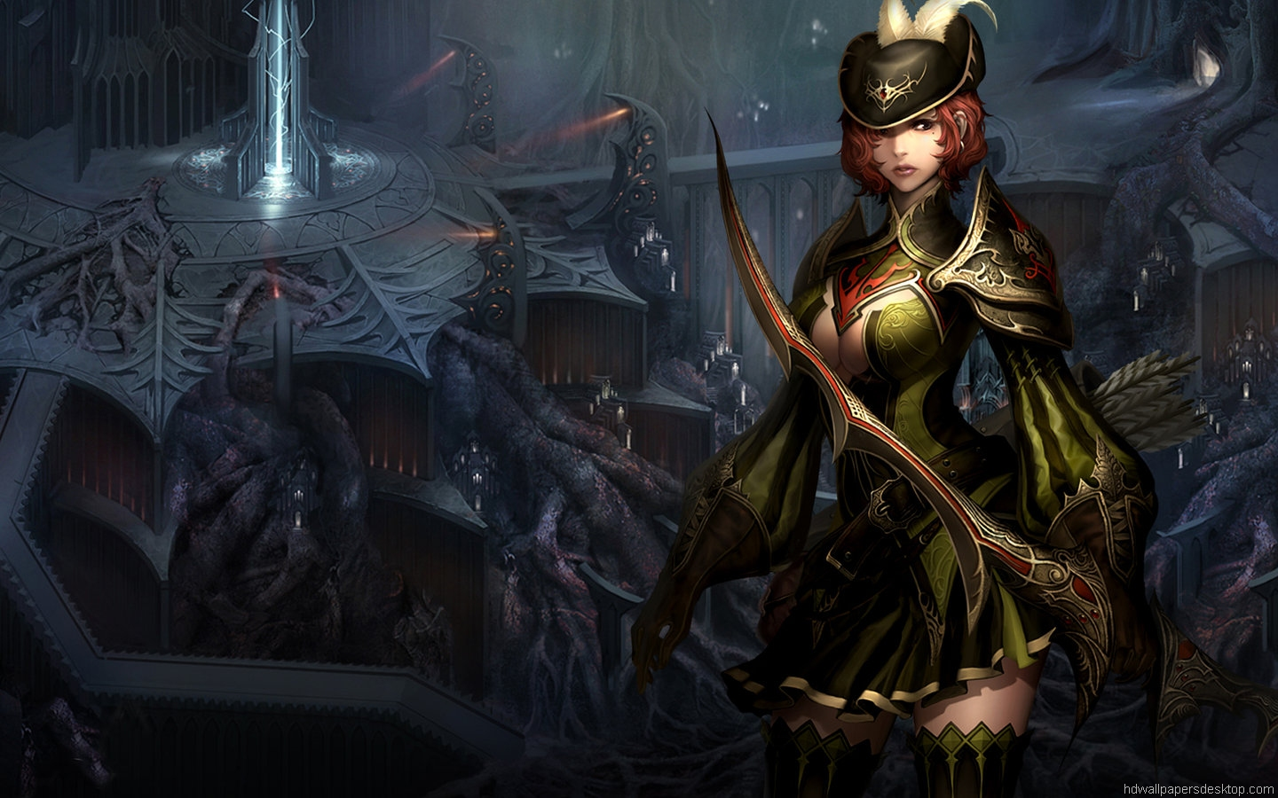 Fantasy Wallpapers Fantasy Art Wallpapers HD Widescreen 1440x900