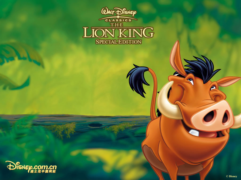 The Lion King Chinese 1024x768