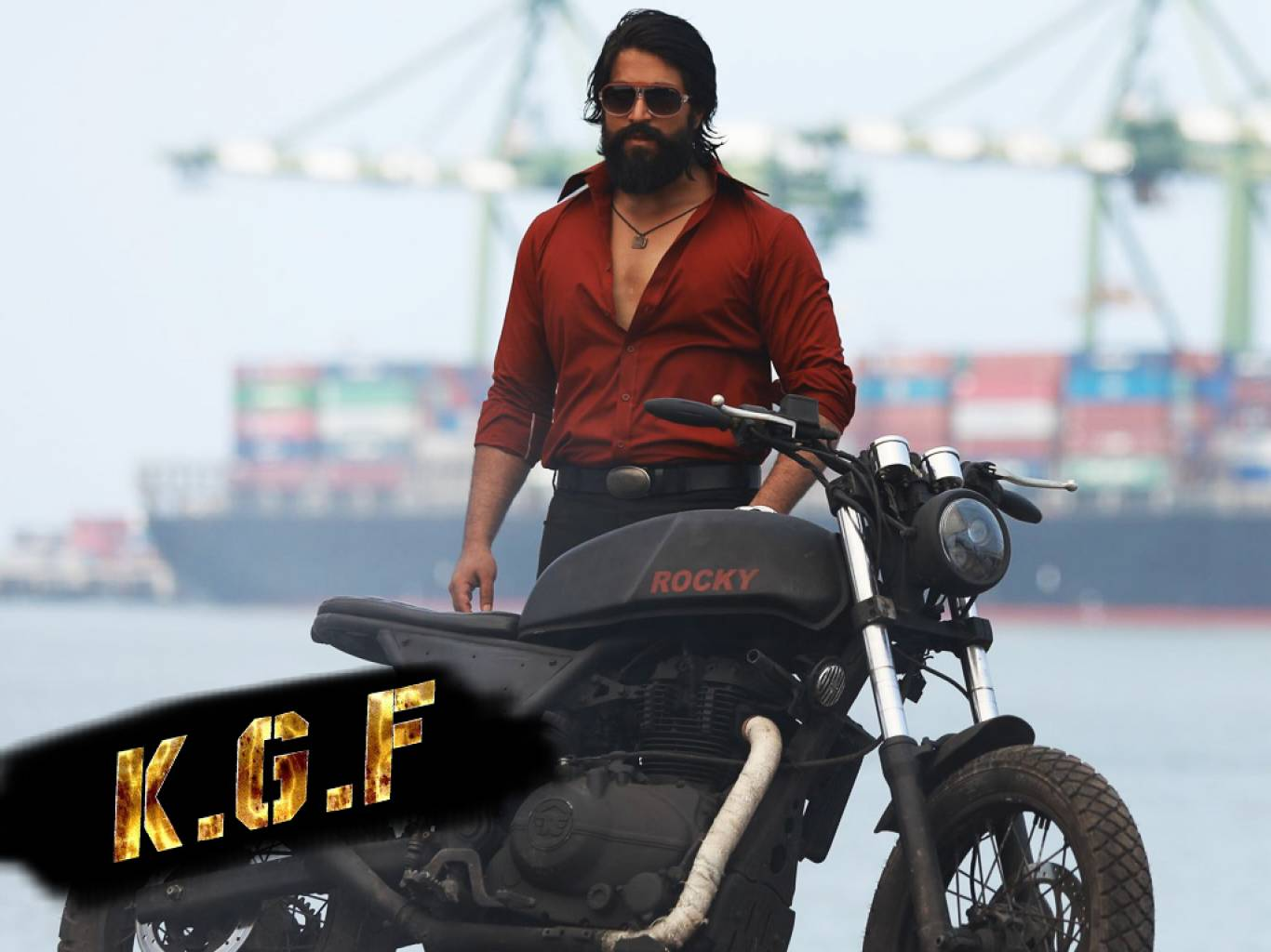 KGF Movie HD Wallpapers KGF HD Movie Wallpapers Download 1366x1024