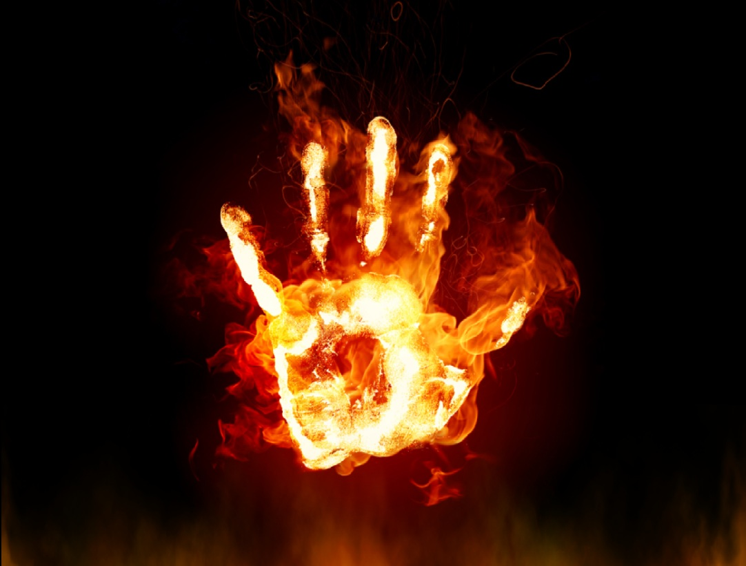 Fire Horse Fantastic Fire Fire Element Fire Hands Abstract Heaven Fire 1082x820