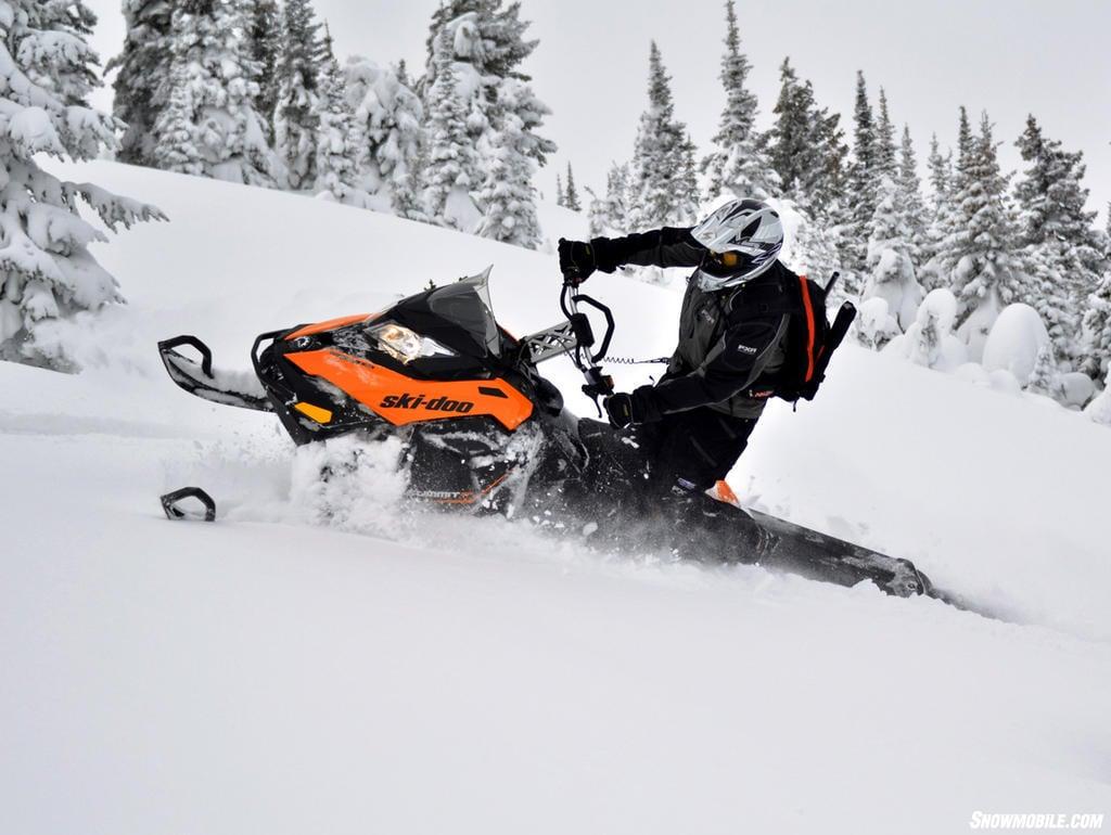 2013 Ski Doo Summit SP 1024x770