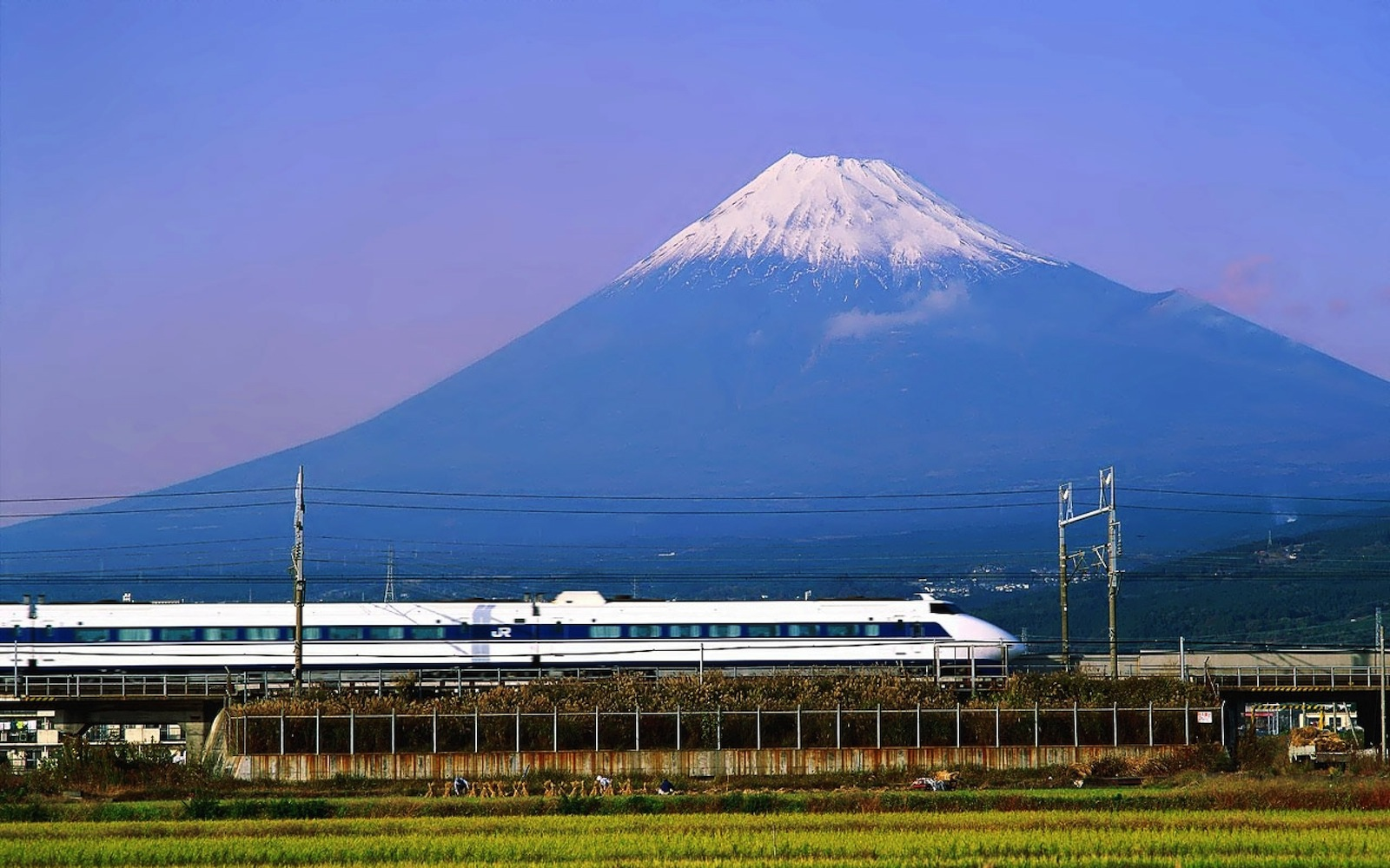 50 Years Of The Shinkansen 1600x1000