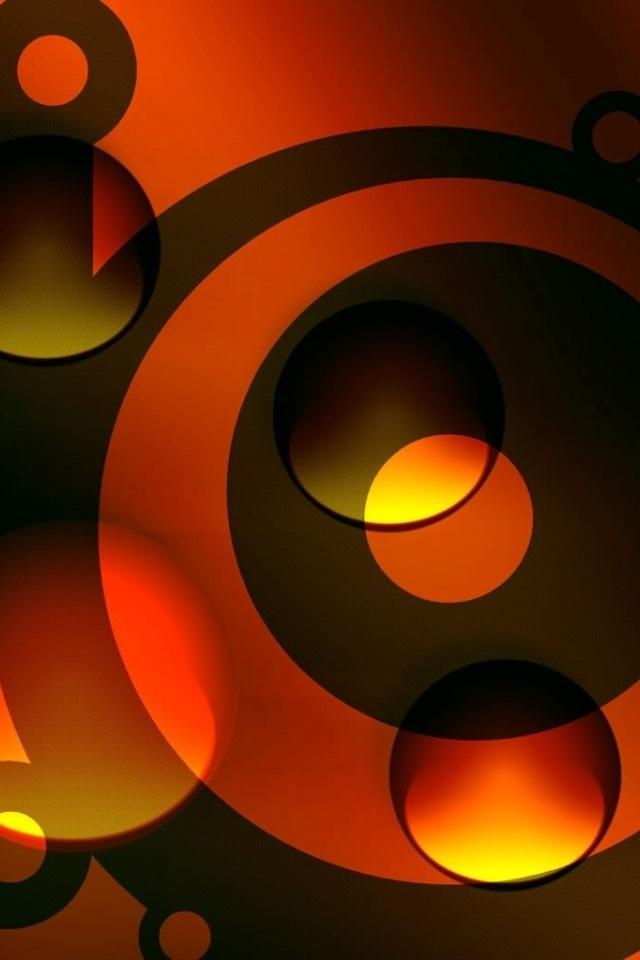 Orange Iphone Wallpaper Wallpapersafari