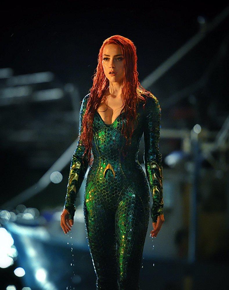 Aquaman   Amber Heard as Mera   Aquaman 2018 Photo 40925586 789x1000