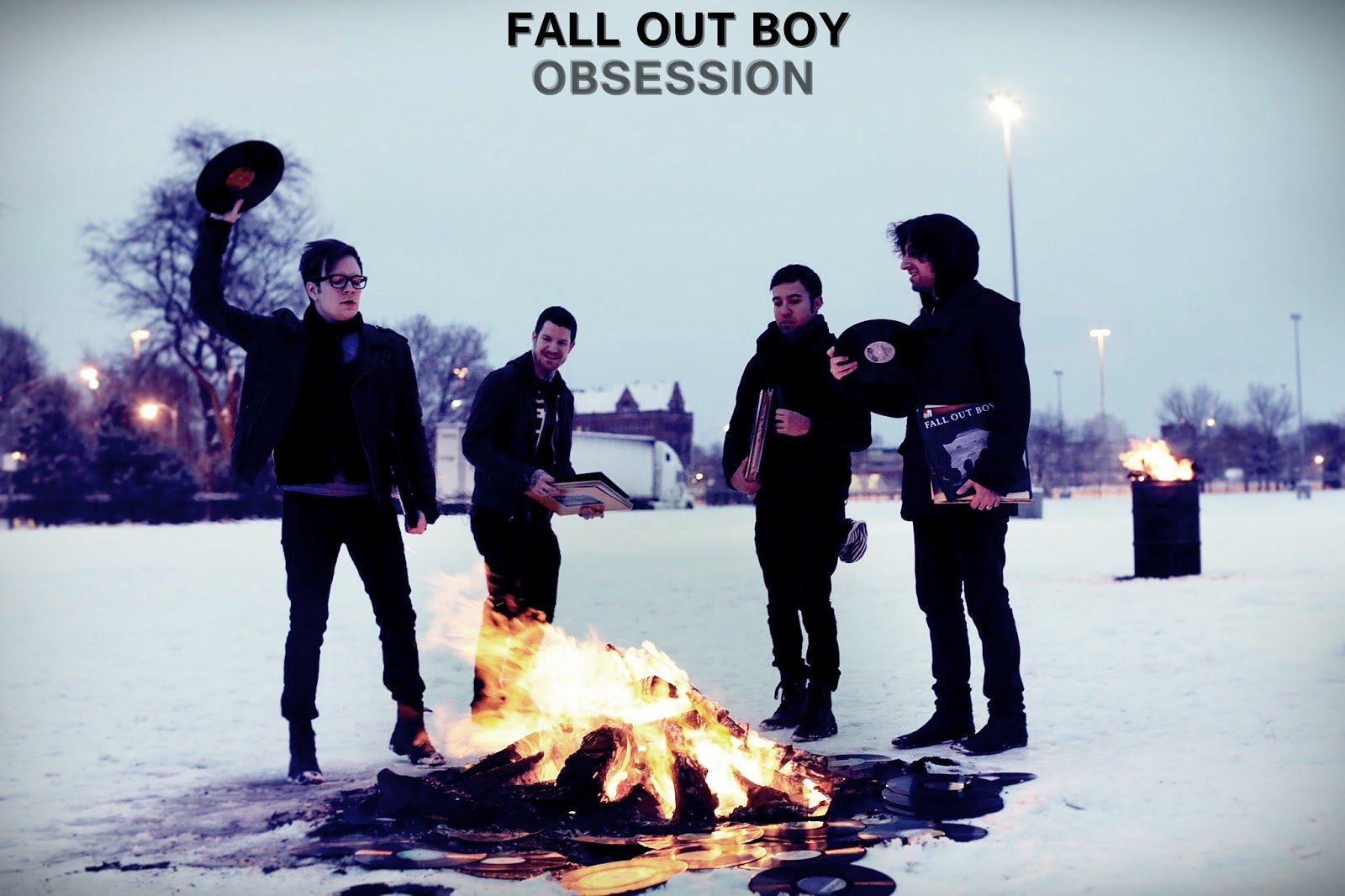 73 Fall Out Boy Wallpapers On Wallpapersafari