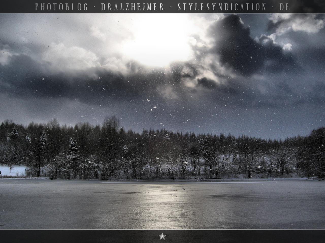 Foto Blizzard in hoher Auflsung herunterladen Wallpaper 1280x960