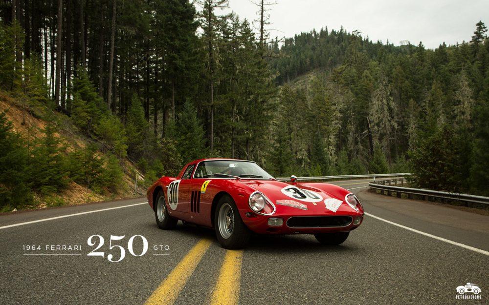1964 Ferrari 250 GTO Wallpapers Petrolicious 1000x625