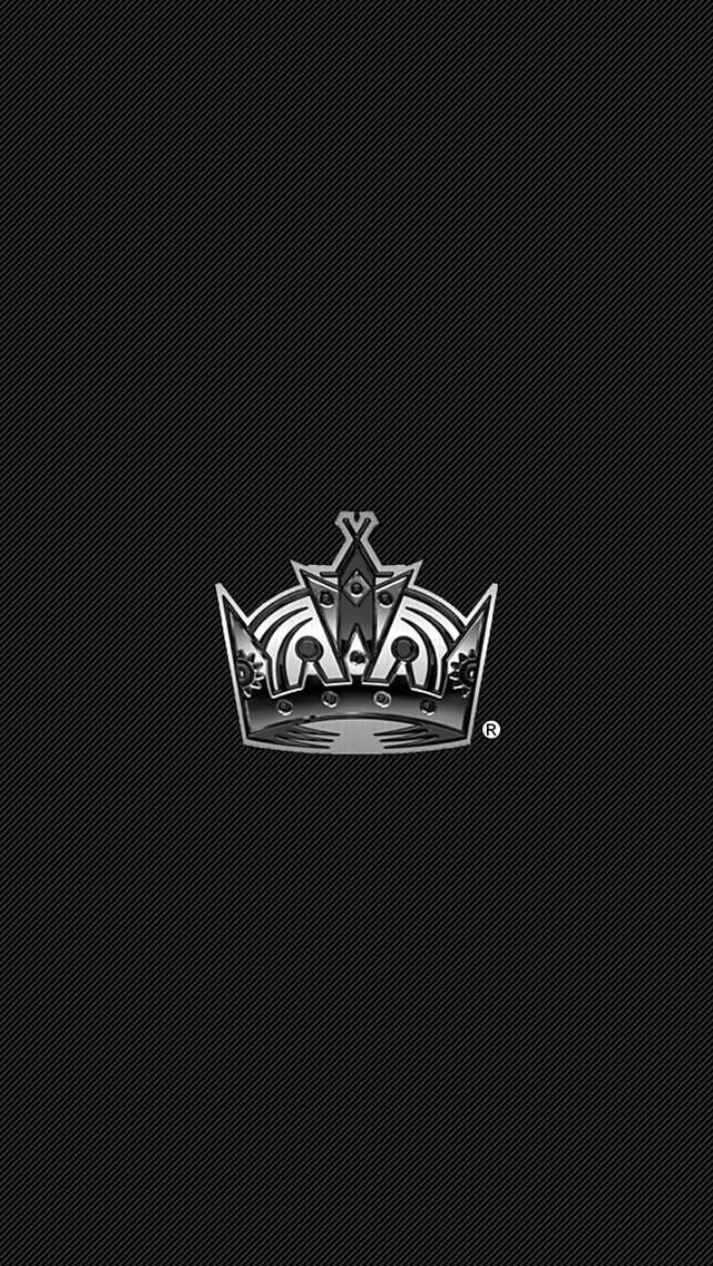 iPhone 5 Wallpaper Sports la kings 640x1136